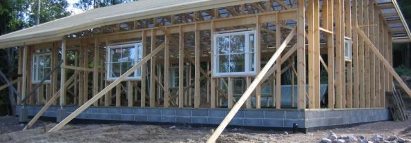 Типичный pre-cut домокомплект