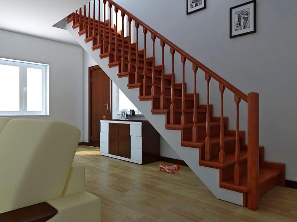 Какая бы лестница ни была, подумайте, как часто вам придется по ней подниматься