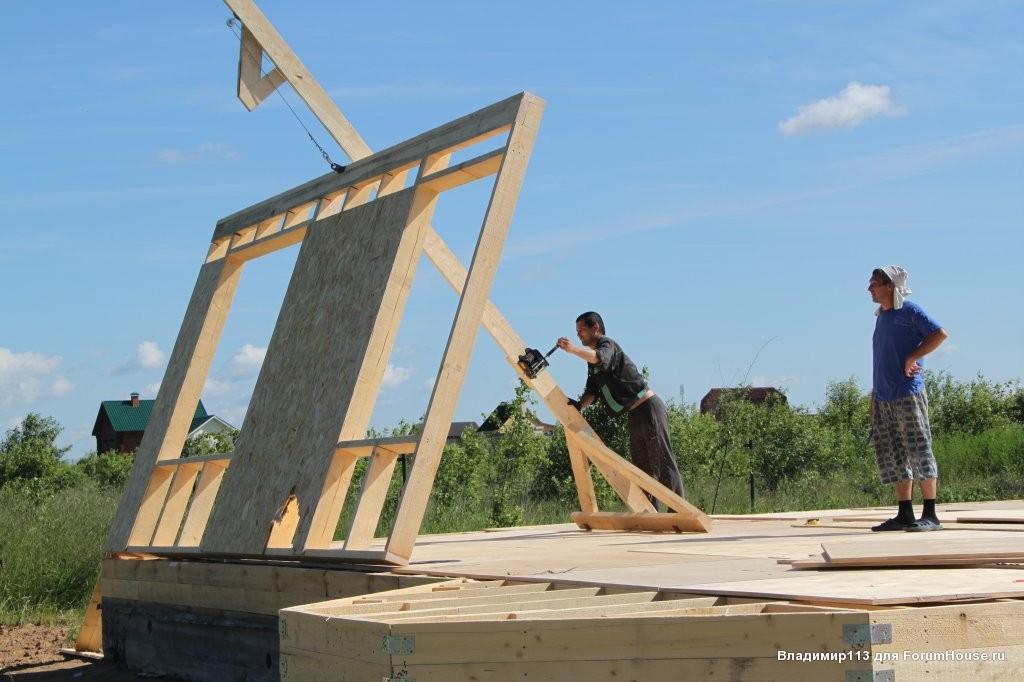 Приспособления для строительства дома