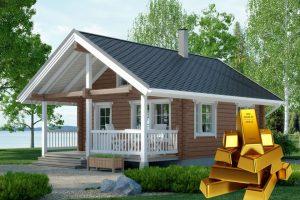 Построить домик – сколько стоит небольшой дом