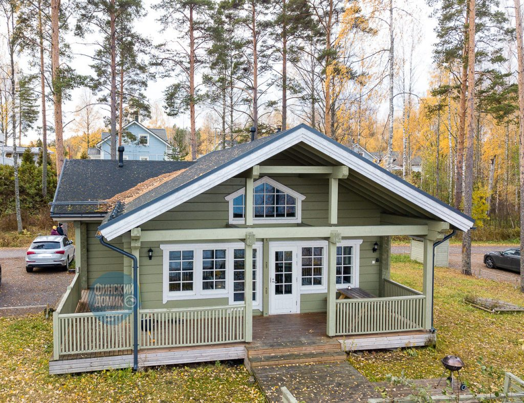 теперь финские дачные домики фото обои картинки